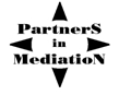Partners in Mediation logo