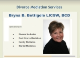 Bryna B. Bettigole, Divorce Mediation Service